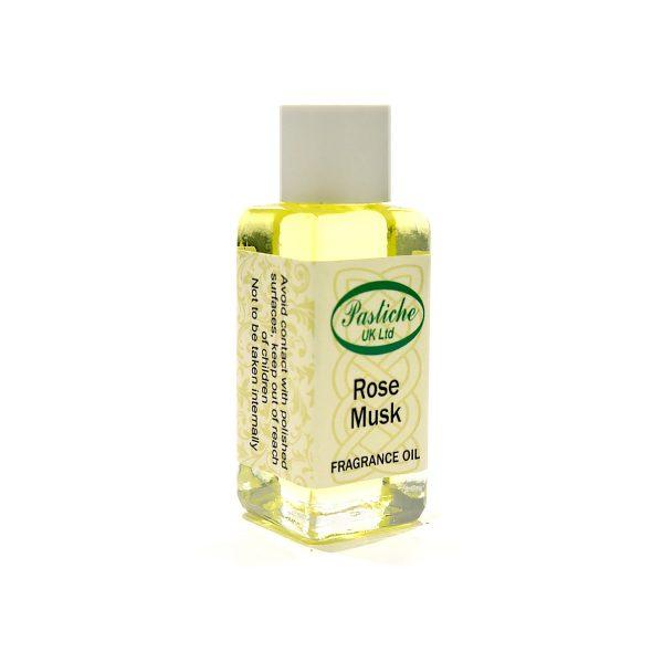 Rose Musk Fragrance Oils